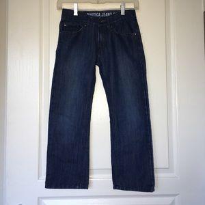 Boy's Nautica Jeans Size 8 Straight